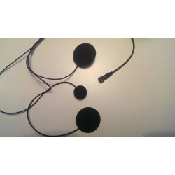 Losse headset, 2 speakers...