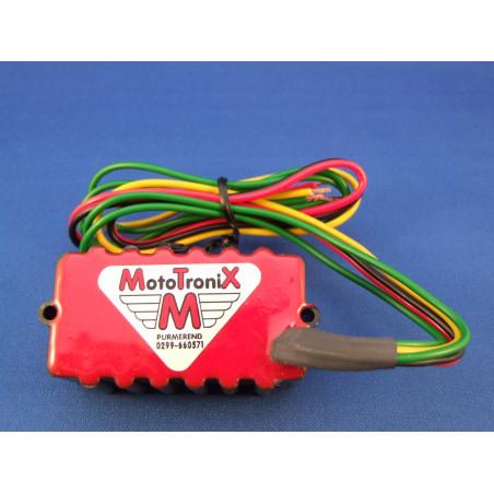 Dimm module voor LED-remlicht